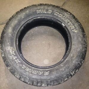 Wild Country XRT Off Road Rated All Season Tires