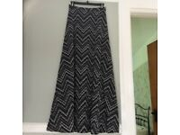 Vintage 1970's full length skirt