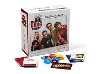 The Big Bang Theory Board Game New £10