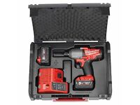 Cordless Milwaukee Type Impact Driver or Similar Wanted
