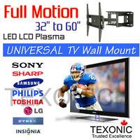 Swivel & Tilt TV Wall mount, DVD Shelf, cables, projector mount