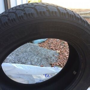 Used Snow Tires 205 55 16 in Great Condition Cambridge Kitchener Area image 3