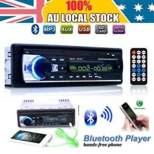 Car Radio Stereo Bluetooth 1 DIN FM USB/SD/AUX MP3 Player Head Doveton Casey Area Preview