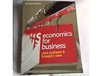 Economics for business 2nd edition