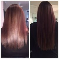 Hot fusion/micro ring unlimited strands $370