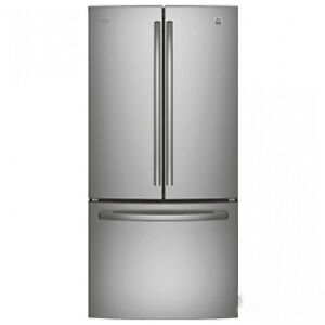 3 Days Old!  33 inch GE  Profile Stainless Steel  Fridge