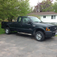 Diesel Ford F250 SD with only 145,000kms!!