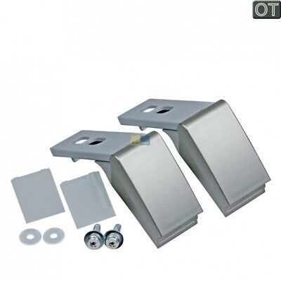 ORIGINAL Liebherr Reparaturset Scharnier Tür Stangen Griff Kühlschrank 9590180  (Kühlschrank Tür Griff)