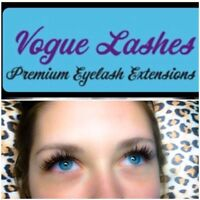 High End Eyelash extensions ( certified lash artists)