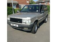Range Rover p38 2.5 diesel manual (can swap)
