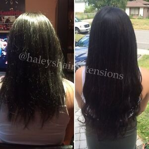 HAIR EXTENSIONS - mobile service available!  Cambridge Kitchener Area image 3