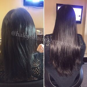 HAIR EXTENSIONS - mobile service available!  Cambridge Kitchener Area image 1
