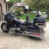 1987 Goldwing Certified