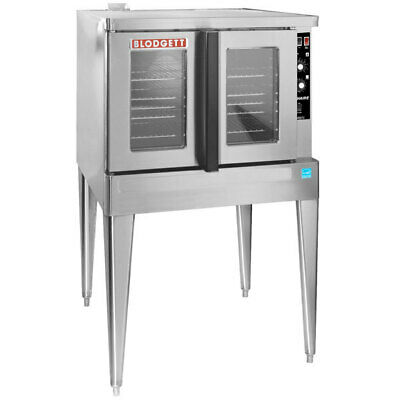 Blodgett Single Deck Natural Gas Full Size Bakery Depth Convection Oven