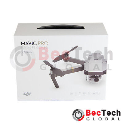 DJI Mavic Pro Platinum Fly More Combo - quadcopter P/N: CP.PT.00000069.01