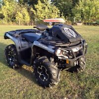 2013 Outlander XT 1000 - PRICE LOWERED