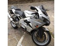 Kawasaki 636 Ninja 2002