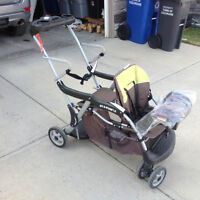 Baby Trends Sit & Stand Stroller for Sale!!