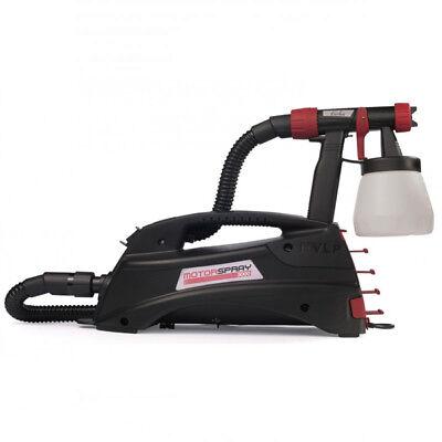 Earlex MS 3000 Motorspray HVLP Feinsprühsystem für KandyDip® Sprühfolie DIP Wrap (Wagner Hvlp)