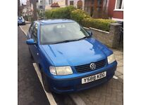 Volkswagen Polo Automatic Excellent Runner