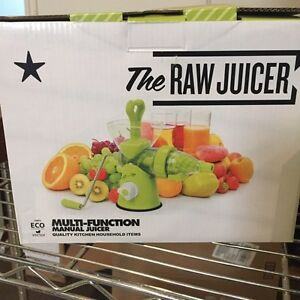 Wholesale Raw juicer and a Meat grinder attachment