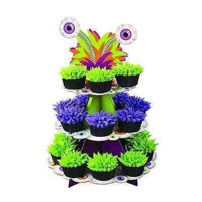 Eyeballs Halloween Cupcake and Treat Stand from Wilton 0701 NEW - Wilton Halloween Cupcake Stand