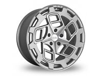 """18""""x9.5"""" Radi8 R8CM9 Wheels and tyres suitable for an Audi A4 Etc"""