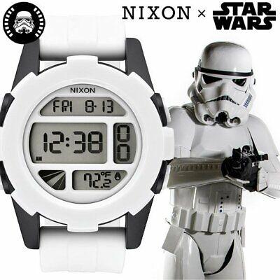 NIXON Star Wars Unit Stormtrooper Digital Watch