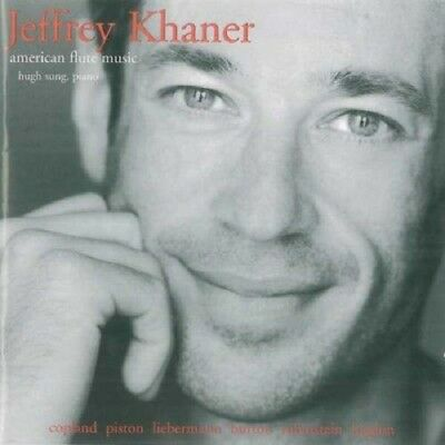 SUNG,HUGH KHANER - AMERICAN FLUTE MUSIC  CD NEW! (American Song Classics Flute)