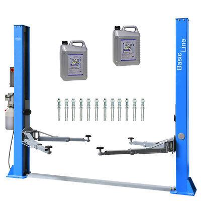 Twin Busch ® BASIC-Line 2 Post Lift 4.2 t TW 242 A