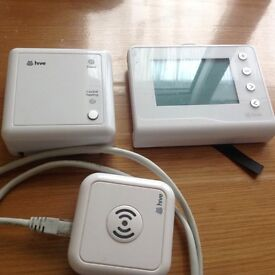 Hive heating controller from British Gas