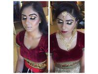 Bridal hair and make up artist. Wedding hair and makeup. Asian party hair and makeup artist.