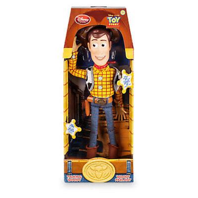Toy Story Figur – Sprechender Woody NEU OVP