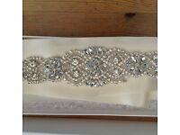 Wedding-Belt-Crystal-Pearl-Bridal-Sash-Rhinestone-Wedding-Dress-Belt-Bridal-Sash