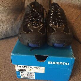 Cycling shoes - Shimano-MT33L