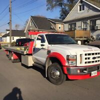 2010 Ford f550 super duty tow truck
