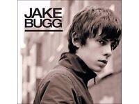 1x Jake Bugg Standing Ticket Hull City Hall 7th November