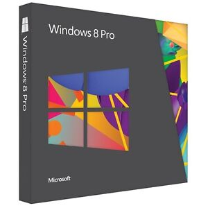 Microsoft Windows 8 Pro Upgrade Retail Box 3UR-00001,Upgrade from XP Vista Win7