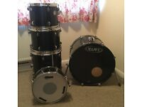 Mapex 5 piece drum kit