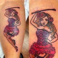 Tattoos by AshInk $50 and up