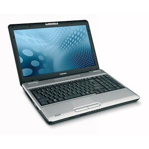 "Toshiba L500D 15.6"" laptop Trade in's welcome"