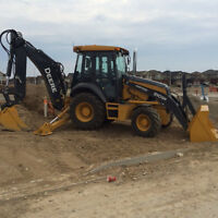 Backhoe Services for Hire
