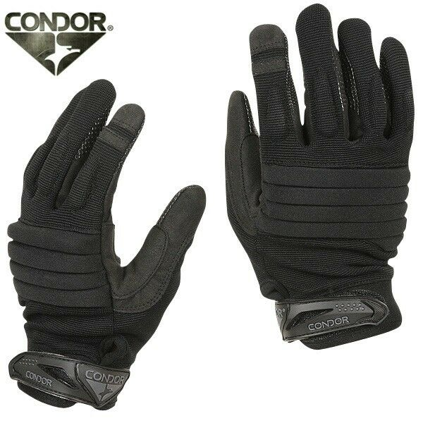Condor HK226 STRYKER Padded Knuckle Gloves