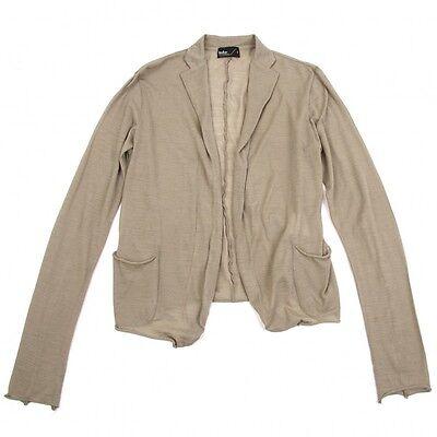 (SALE) kolor wool poly cape cardigan jacket Size 2(K-25049)