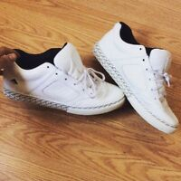 All White Andrew Reynolds 3s (RARE) size 11.5