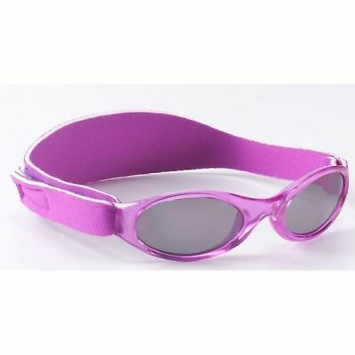 Baby Banz Adventure Sunglasses 0 - 2 Years - Purple