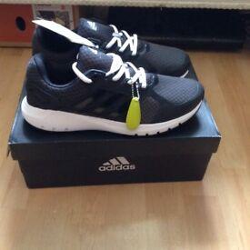 New! Adidas trainers - size uk7 (ladies)