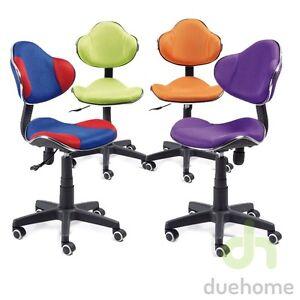 Silla escritorio silla juvenil silla oficina ebay for Sillas para escritorio juvenil