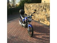 Yamaha YBR 125cc learner legal great commuter bike