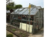 10'x8' greenhouse